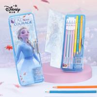 Disney 迪士尼 小学生文具笔盒 冰雪奇缘2系列DM28118F