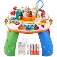 PLUS会员:GOODWAY 谷雨 儿童多功能游戏学习桌 (赠充电器+充电电池)
