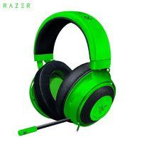 RAZER 雷蛇  北海巨妖 2019版 头戴式游戏耳机 绿色