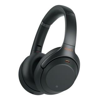 SONY 索尼  WH-1000XM3 头戴式蓝牙降噪耳机 海外版