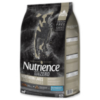 NUTRIENCE 哈根纽翠斯 黑钻系列 北湖鸭羊鱼混合冻干全犬粮 22磅