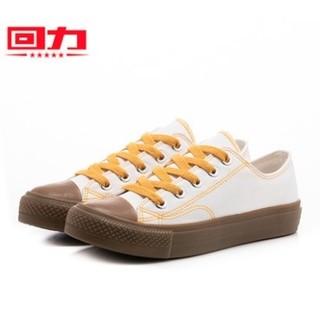 WARRIOR 回力  b111-gd 中性款运动帆布鞋