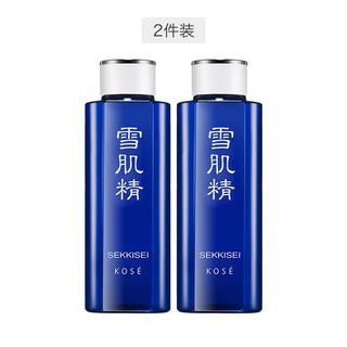 黑卡会员 : SEKKISEI 雪肌精  化妆水 100ml*2瓶