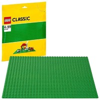 LEGO 乐高 经典系列 10700 绿色底板