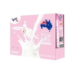 Theland 纽仕兰 A2β-酪蛋白全脂牛奶 200ml*3盒