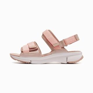 Clarks 其乐 其乐女鞋Tri Walk休闲运动凉鞋三瓣鞋简约平底沙滩鞋