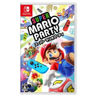 Nintendo 任天堂 Switch游戏卡带《超级马里奥派对》 中文