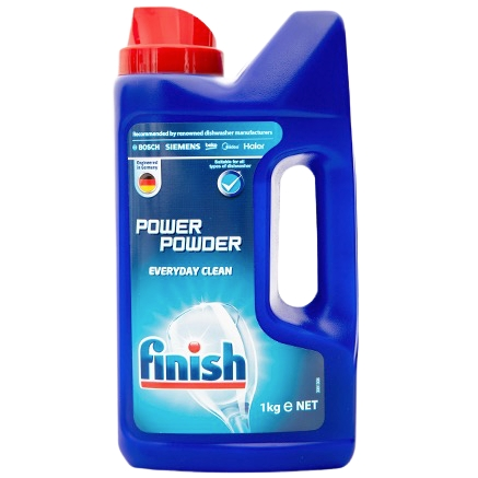 PLUS会员 : finish 亮碟 洗碗机专用洗碗粉 1kg