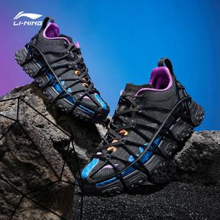 LI-NING 李宁 中国李宁2021春夏巴黎时装周秀款MIXACE跑步鞋男鞋男士低帮运动鞋