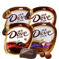 Dove 德芙 德芙丝滑牛奶巧克力  84g