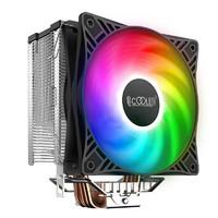 10日0点:PCCOOLER 超频三 东海X4 炫彩版 CPU散热器
