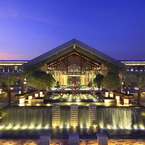 昆明洲际酒店 高级房2晚连住 含早餐+洲际小行家课程+多肉下午茶