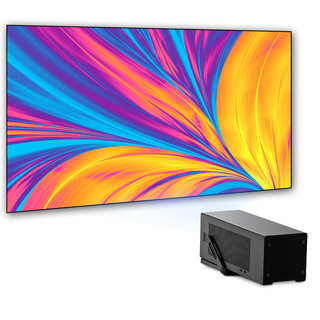 LG 乐金 HU80KG 4K激光电视
