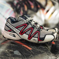 salomon 萨洛蒙  SPEEDCROSS 3 ADV 男女款越野跑鞋