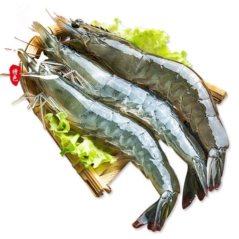PLUS会员:鲜活超大青虾  12-15cm  4斤