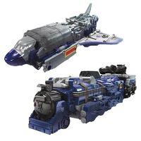 Hasbro 孩之宝 变形金刚 决战塞博坦系列 领袖级 E8210 大火车