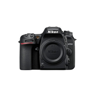 Nikon 尼康 D7500 单反相机 单机身 黑色