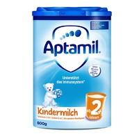 Aptamil 爱他美 爱他美2+幼儿奶粉 6罐