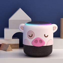 小度 京东自营 京喜下单 猪小萌 智能音箱硅胶保护套