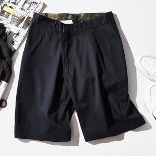 JEANSWEST 真维斯 163205 男士工装短裤