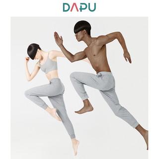 DAPU 大朴 D1F09101-491458 情侣款休闲长裤