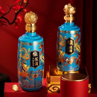 京东PLUS会员 : 西凤酒 西凤 52度浓香型白酒 纯粮酿造500ml 双瓶装