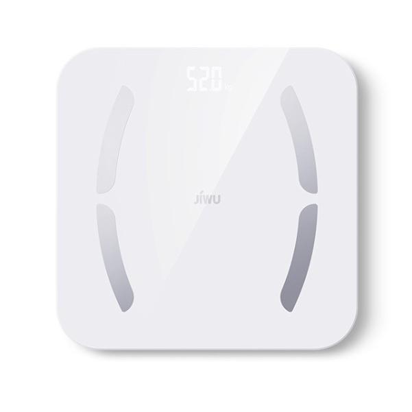 苏宁小Biu SS-TZ02 小Biu智能电子秤 白色