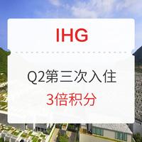 IHG优悦会 2021 Q2 活动开启