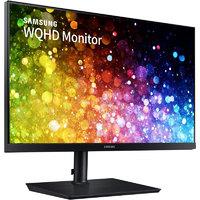 SAMSUNG 三星 S24H850QFC 23.8英寸PLS电脑显示器(2K、Type-C、FreeSync )