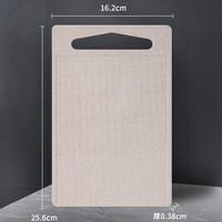 SRsy 麦秸秆切菜板 16.2*25.6cm
