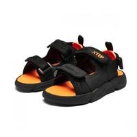 XTEP 特步   中性小童沙滩凉鞋