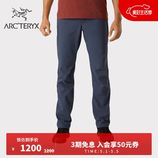 ARC'TERYX 始祖鸟 ARC'TERYX始祖鸟 男子 RUSSET PANT  长裤 Exosphere/外层蓝 32(180/84A)