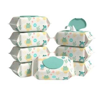 88VIP : kub 可优比 婴儿手口专用湿巾 80抽*8包