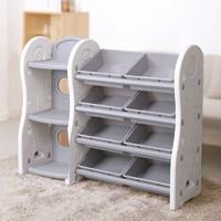 Parklon 帕克伦 儿童玩具收纳架 整理架+书柜组合