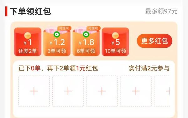 京东极速版APP 5月百元生活费