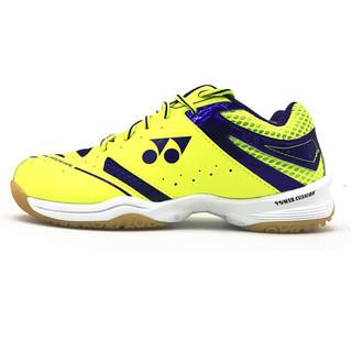 YONEX 尤尼克斯 尤尼克斯YONEX羽毛球鞋橡胶大底适用塑胶地面YY男女鞋专业耐磨防滑SHB-200CR