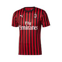PUMA 彪马 彪马 ACM -20赛季AC米兰球迷版短袖比赛T恤