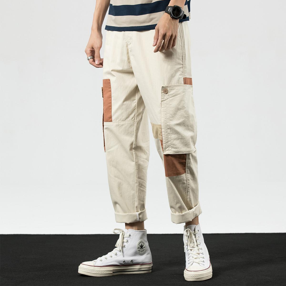 C&A H21212551AANKL 男士休闲裤