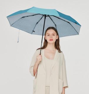 BANANA UNDER 蕉下 Black系列 8骨双层晴雨伞