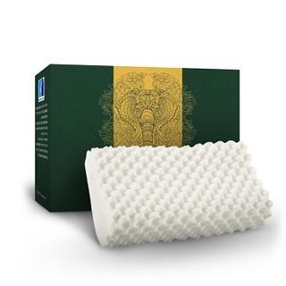 Latex Systems 泰国进口天然乳胶枕  高低按摩款