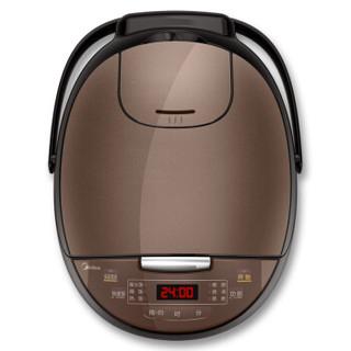 Midea 美的 MB-FB50M151 家用电饭煲 5L 咖啡色