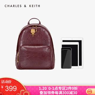 CHARLES & KEITH CK2-60150842-1 女士单肩包