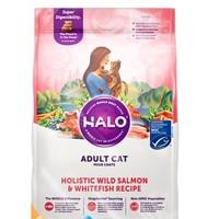 PLUS会员:HALO 自然光环 纯鲜肉鱼肉成猫粮 10磅