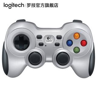 logitech 罗技 罗技(G) F710无线双震动马达游戏手柄 PC游戏手柄  F710