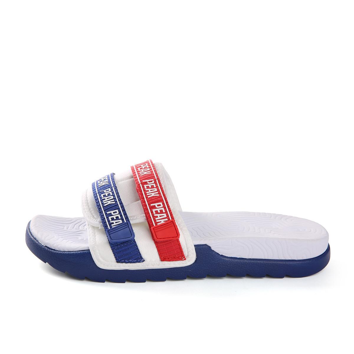 PEAK 匹克  DL02017710BJ 态极拖鞋