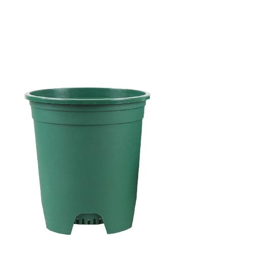 兰界 加仑塑料花盆 16*17*12cm