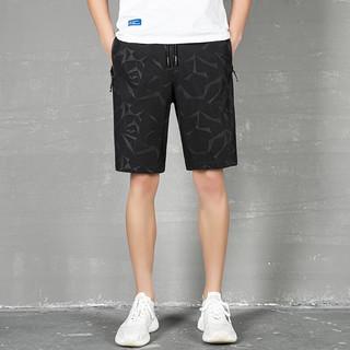 YUZHAOLIN 俞兆林 K系列短裤-GT 男士五分裤