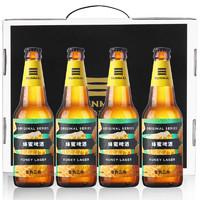 SUNMAI 金色三麦精酿啤酒蜂蜜 小麦 桂花 乌龙 花果山生产日期至5月30日