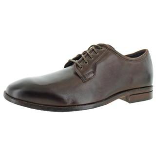 COLE HAAN 歌涵 Warner 男士系带皮鞋