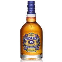 CHIVAS 芝华士 18年 苏格兰 40%vol 威士忌 700ml